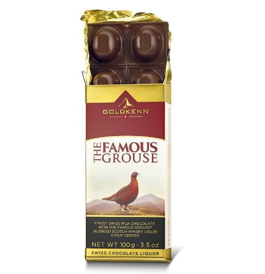 С виски Famous Grouse 100г