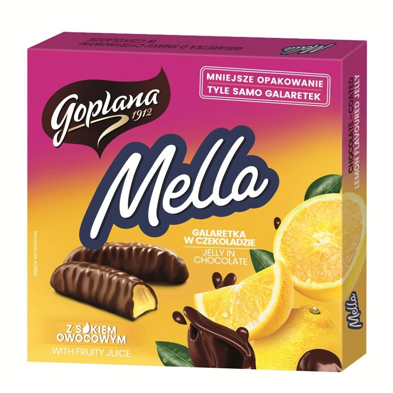 Мелла - лимон 190г