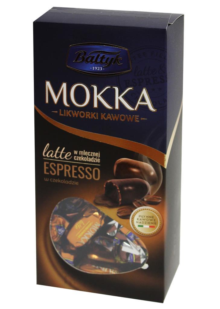 Мокка эспрессо 180г