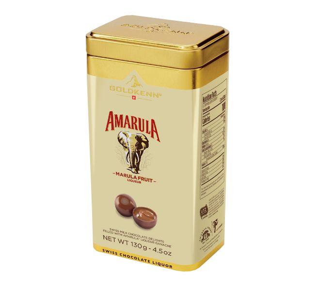 Со вкусом ликера Amarula (ж/б) 130гр
