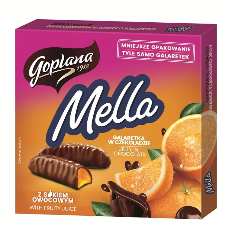 Мелла - апельсин 190г
