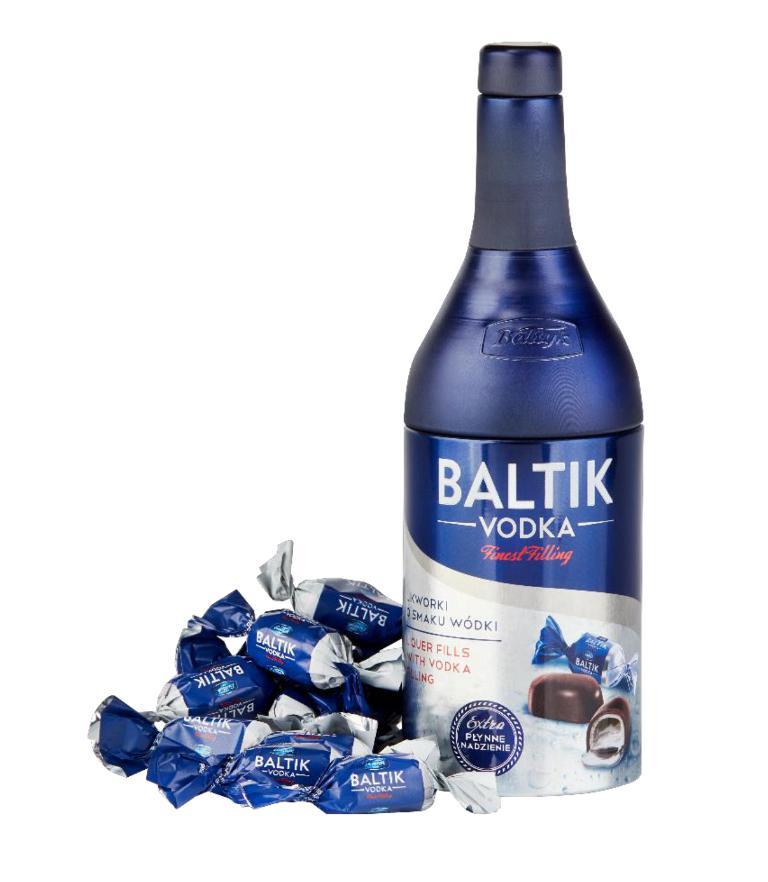 Балтик Водка (ж/б) 120г