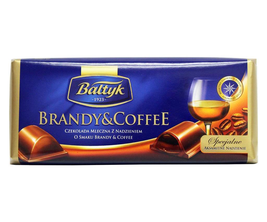 Бренди и кофе 145г
