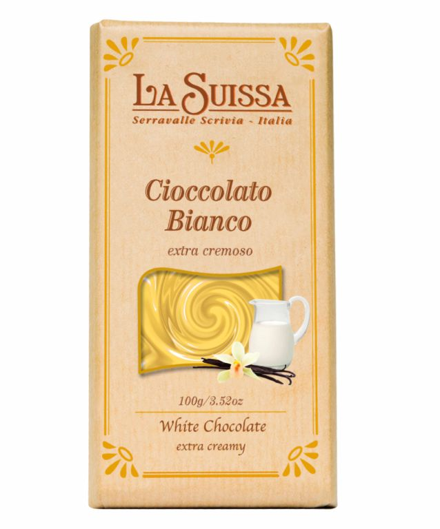 Белый шоколад 100г