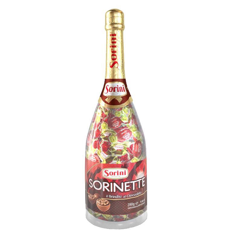 Шоколадная бутылка 280г