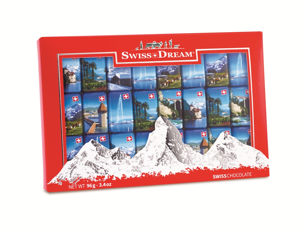 Швейцарская коллекция 96г