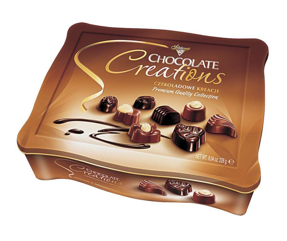 Шоколадное Творение (ж/б) 228г